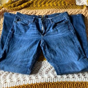 Lucky brand sweet 'n low boot cut jeans
